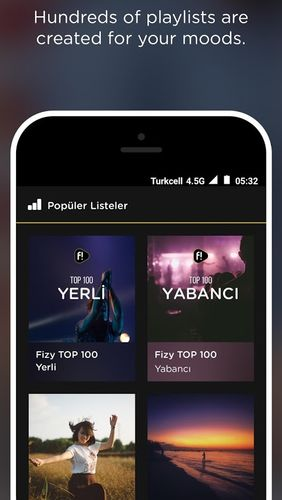Download Fizy for Android for free. Apps for phones and tablets.