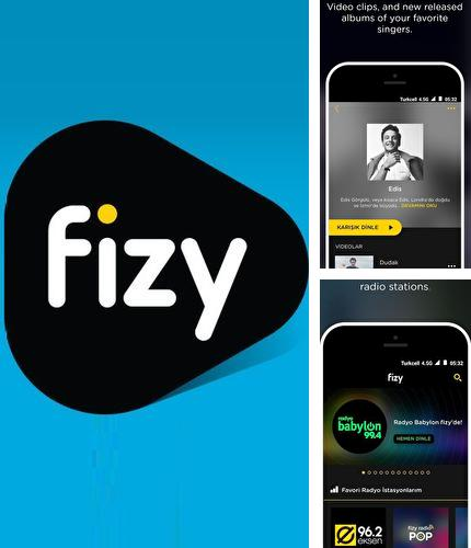 Besides Floating apps (multitasking) Android program you can download Fizy for Android phone or tablet for free.