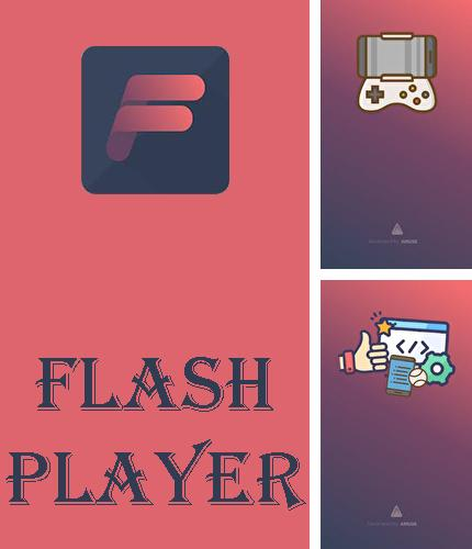 Besides Fizy Android program you can download Flash player for Android for Android phone or tablet for free.