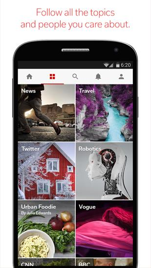 Download Flipboard for Android for free. Apps for phones and tablets.