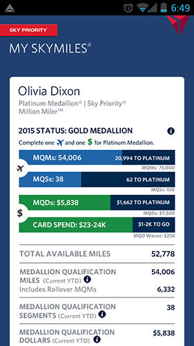 Fly delta app for Android, download programs for phones and tablets for free.