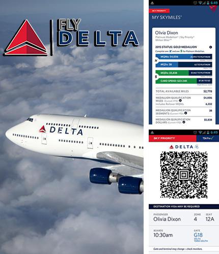 Download Fly delta for Android phones and tablets.