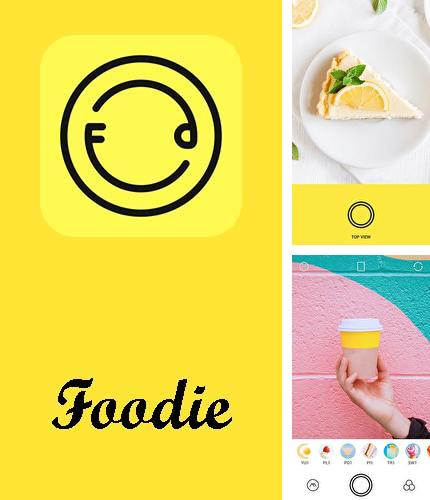除了Swiftly switch Android程序可以下载Foodie - Camera for life的Andr​​oid手机或平板电脑是免费的。