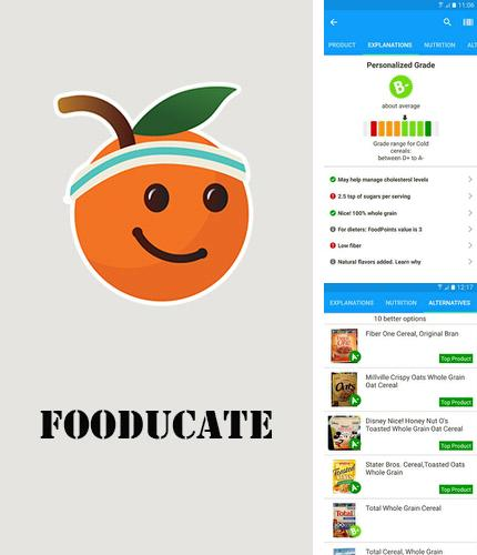 In addition to the game Fooducate: Healthy weight loss & calorie counter for Android, you can download other free Android games for Manta MSP4005.