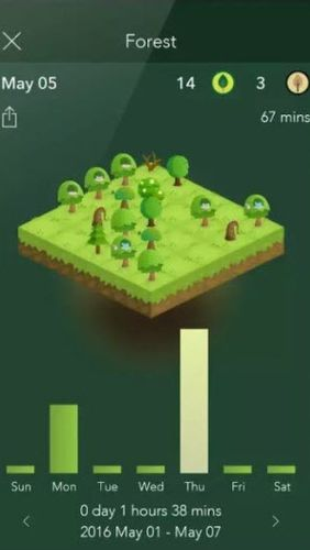 Forest: Stay focused app for Android, download programs for phones and tablets for free.