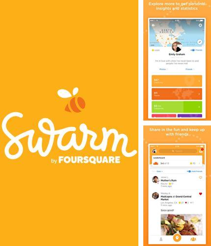 Download Foursquare Swarm: Check In for Android phones and tablets.