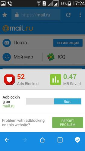Free adblocker browser - Adblock & Popup blocker app for Android, download programs for phones and tablets for free.