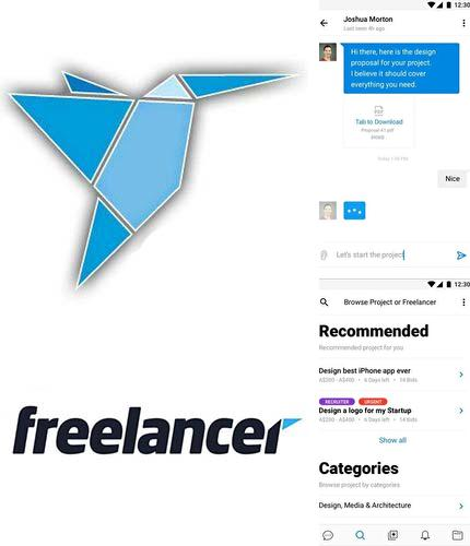 除了Runtastic pro GPS Android程序可以下载Freelancer: Experts from programming to photoshop的Andr​​oid手机或平板电脑是免费的。