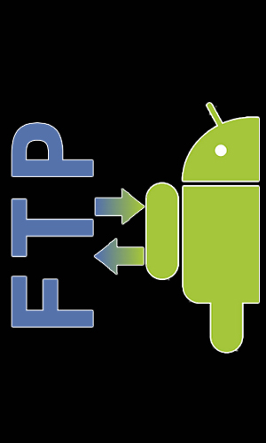 Download FTP server for Android phones and tablets.