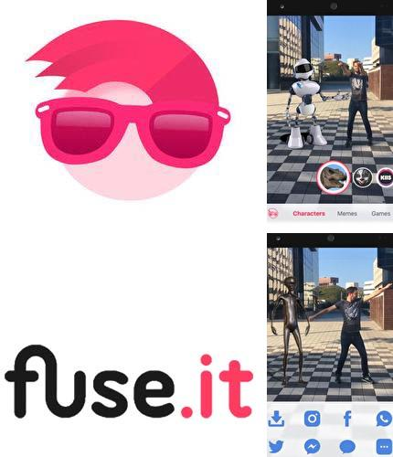 Besides Mock locations - Fake GPS path Android program you can download Fuse.it for Android phone or tablet for free.