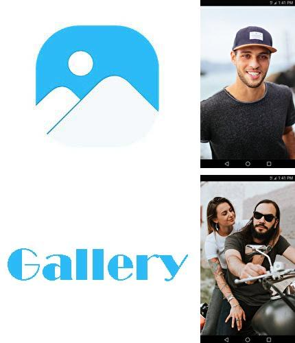 Besides GMusicFS Android program you can download Gallery - Photo album & Image editor for Android phone or tablet for free.