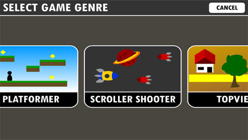 Download Game Creator for Android for free. Apps for phones and tablets.