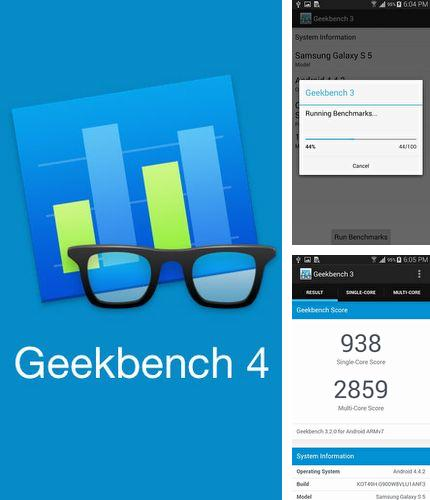 Download Geekbench 4 for Android phones and tablets.