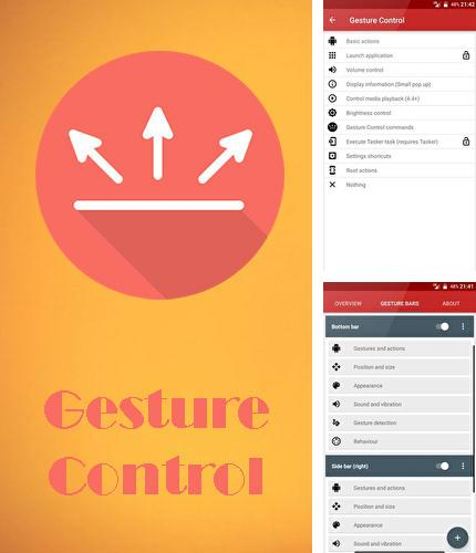 Download Gesture control - Next level navigation for Android phones and tablets.