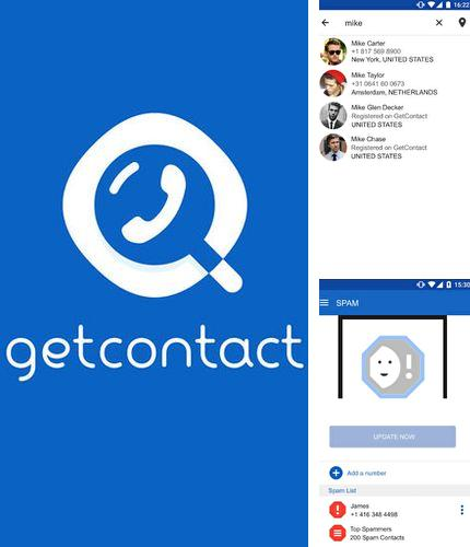 Download GetContact for Android phones and tablets.