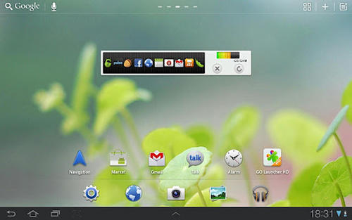 GO Launcher HD