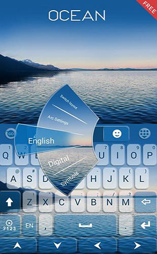 GO keyboard app for Android, download programs for phones and tablets for free.