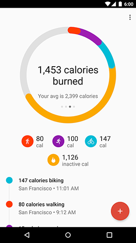 Download Google fit for Android for free. Apps for phones and tablets.