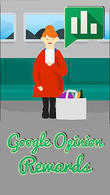 Download Google opinion rewards for Android - best program for phone and tablet.