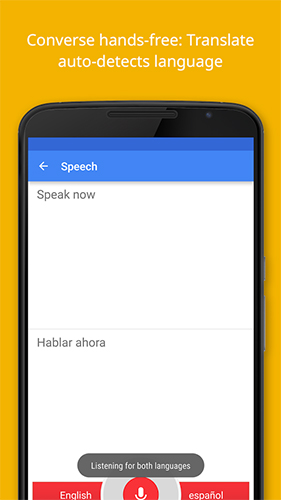 Download Google translate for Android for free. Apps for phones and tablets.