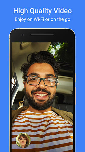Google duo app for Android, download programs for phones and tablets for free.
