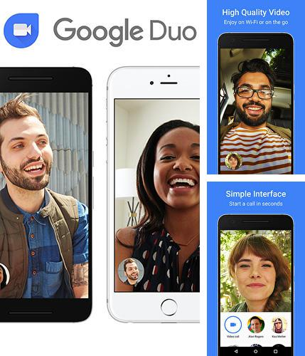Download Google duo for Android phones and tablets.