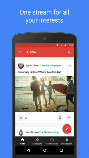 Download Google Plus for Android for free. Apps for phones and tablets.