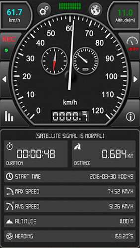 Download GPS: Speed Pro for Android for free. Apps for phones and tablets.