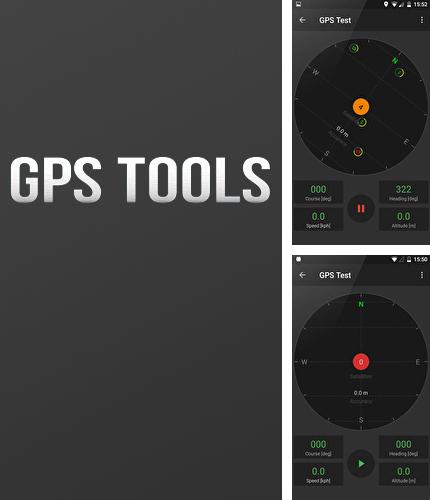 Besides Movepic - Photo motion & cinemagraph Android program you can download GPS Tools for Android phone or tablet for free.