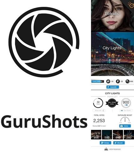 Besides InTouchApp: Contacts Android program you can download GuruShots for Android phone or tablet for free.