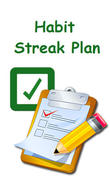 Download Habit streak plan for Android - best program for phone and tablet.
