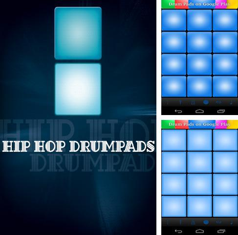 Besides Ice cream sandwich clock Android program you can download Hip Hop Drum Pads for Android phone or tablet for free.