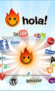 Download Hola free VPN for Android - best program for phone and tablet.