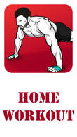 Download Home workout - No equipment for Android - best program for phone and tablet.