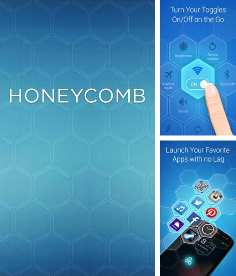 Besides Wi-Fi analyzer Android program you can download Launcher: Honeycomb for Android phone or tablet for free.