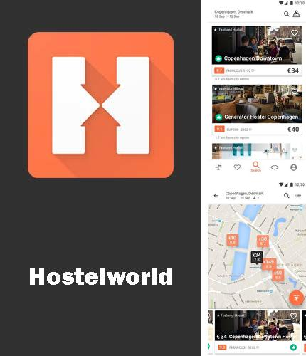 Descargar gratis Hostelworld: Hostels & Cheap hotels para Android. Apps para teléfonos y tabletas.