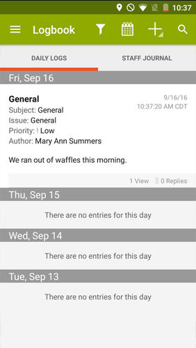 Hot Schedules app for Android, download programs for phones and tablets for free.