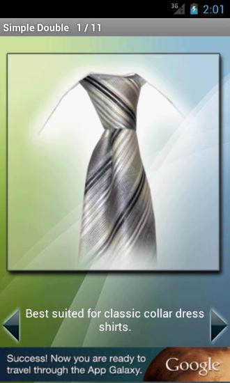 Download How to Tie a Tie for Android for free. Apps for phones and tablets.