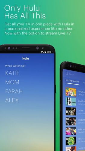 Download Hulu: Stream TV, movies & more for Android for free. Apps for phones and tablets.