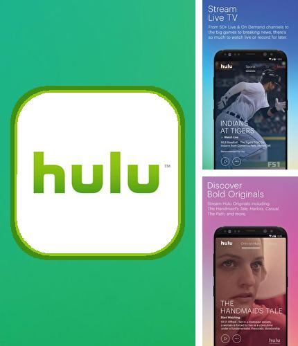 除了Lanet.TV: Ukr TV without ads Android程序可以下载Hulu: Stream TV, movies & more的Andr​​oid手机或平板电脑是免费的。