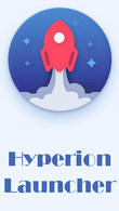 Download Hyperion launcher for Android - best program for phone and tablet.