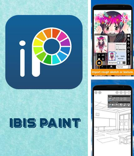Besides Opera mini Android program you can download ibis Paint X for Android phone or tablet for free.