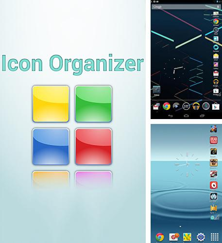 Download Icon organizer for Android phones and tablets.