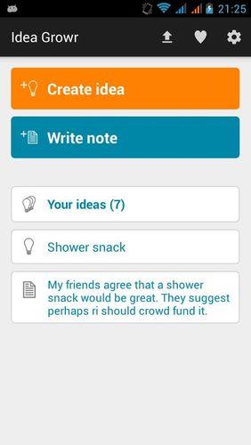 Download Idea growr for Android for free. Apps for phones and tablets.