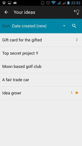 Idea growr app for Android, download programs for phones and tablets for free.
