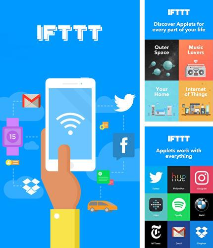 Besides Swiftly switch Android program you can download IFTTT for Android phone or tablet for free.