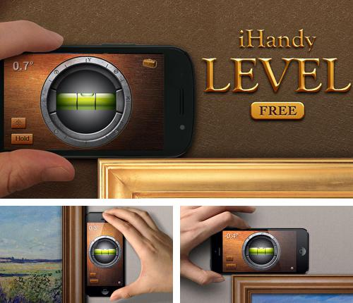 Besides Dr.Web Android program you can download iHandy level free for Android phone or tablet for free.
