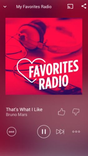 iHeartRadio - Free music, radio & podcasts app for Android, download programs for phones and tablets for free.