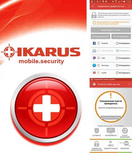 Download Ikarus: Mobile security for Android phones and tablets.