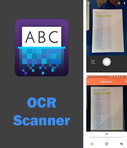 Besides Norton Security: Antivirus Android program you can download Image to text - OCR scanner for Android phone or tablet for free.